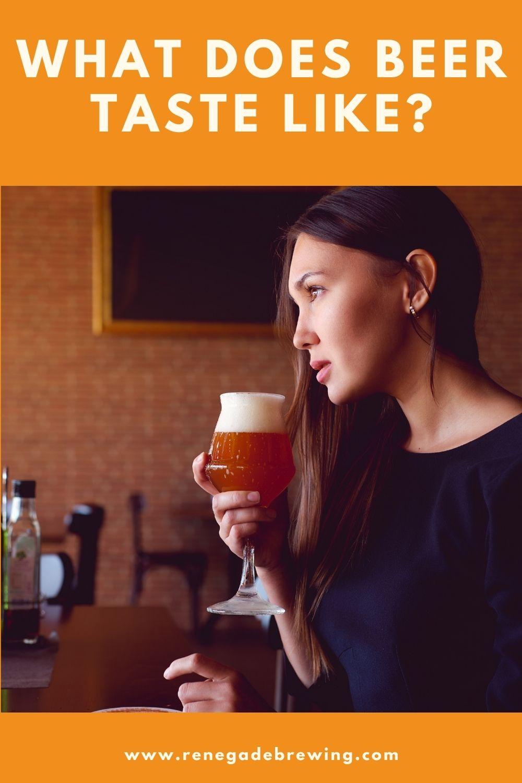 What Does Beer Taste Like 2