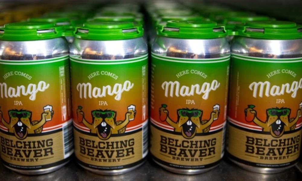 Belching Beaver Beer