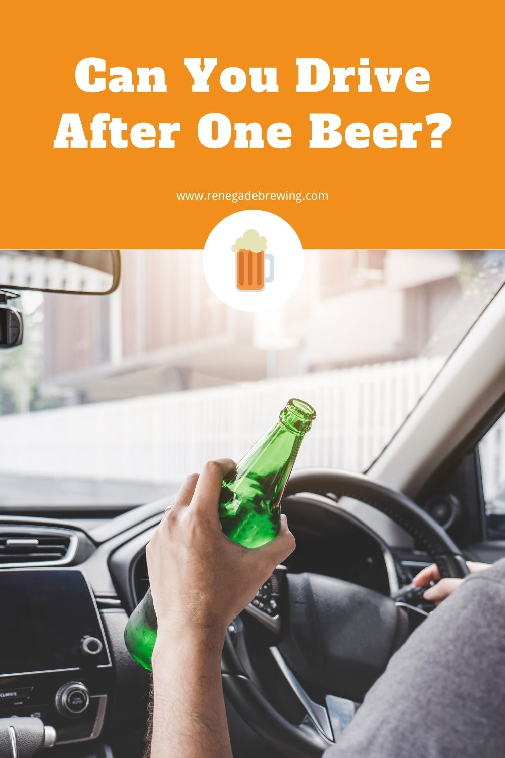 Can You Drive After One Beer 2