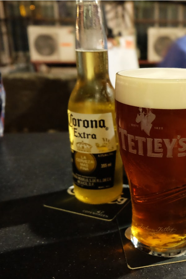 Coronita Vs Corona Beer - Flavor