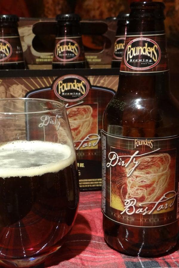 Dirty Bastard Ale