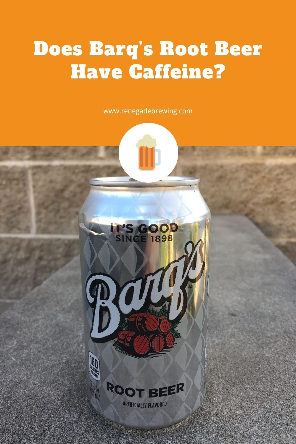 Does Barq's Root Beer Have Caffeine 2