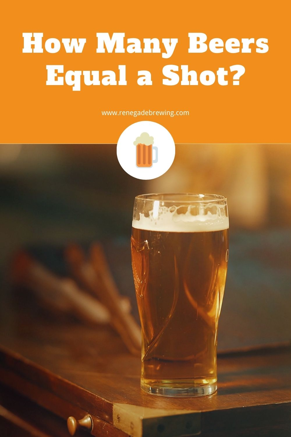 How Many Beers Equal a Shot 1