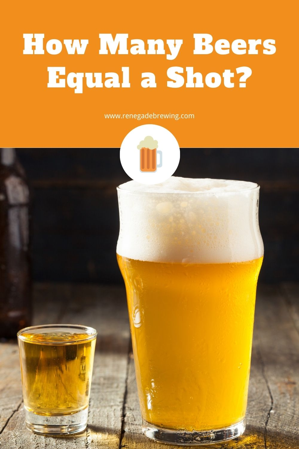 How Many Beers Equal a Shot 2