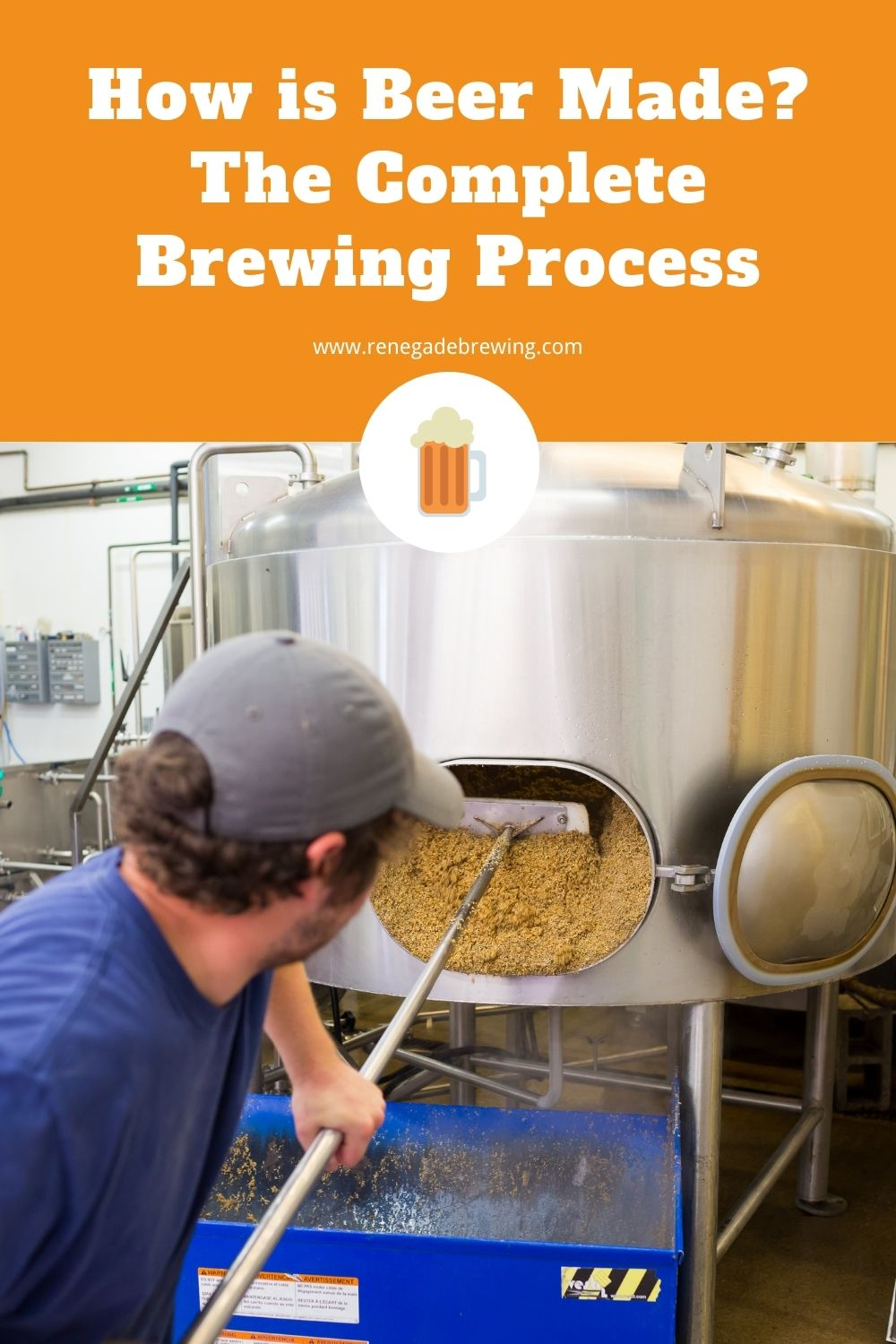 How is Beer Made The Complete Brewing Process 1