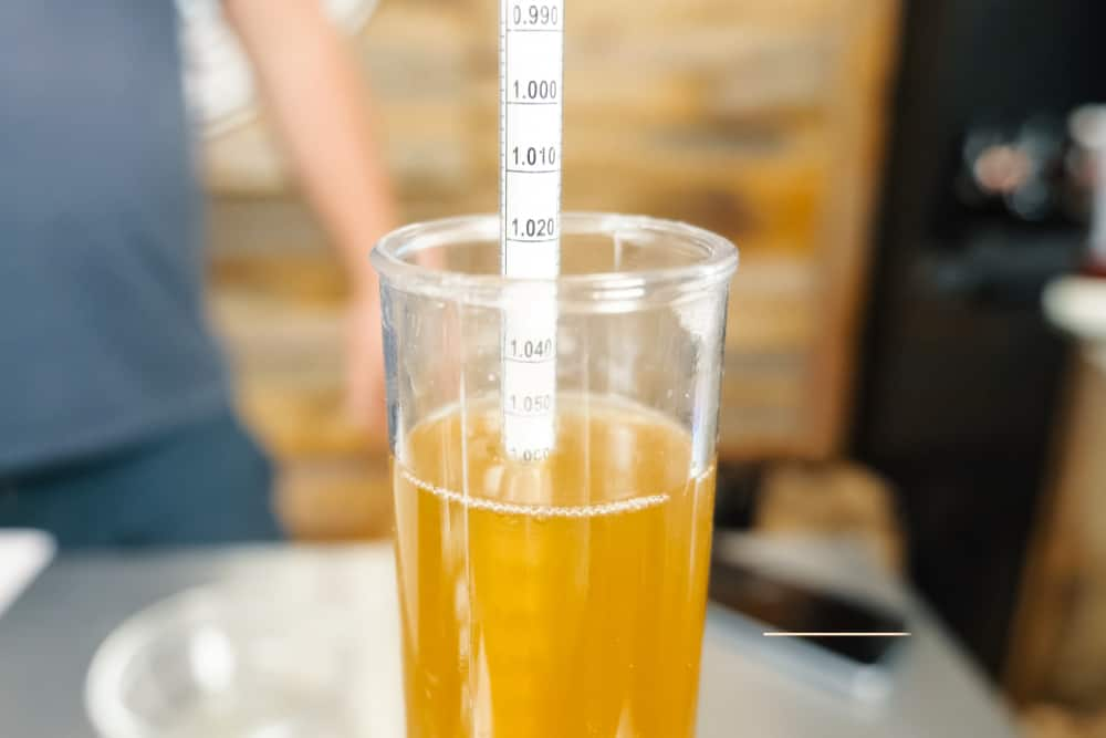 How to Calculate Alcohol Percentage of Beer