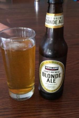 Kirkland Blonde Beer