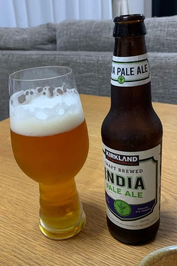 Kirkland India Pale Ale (IPA) 1