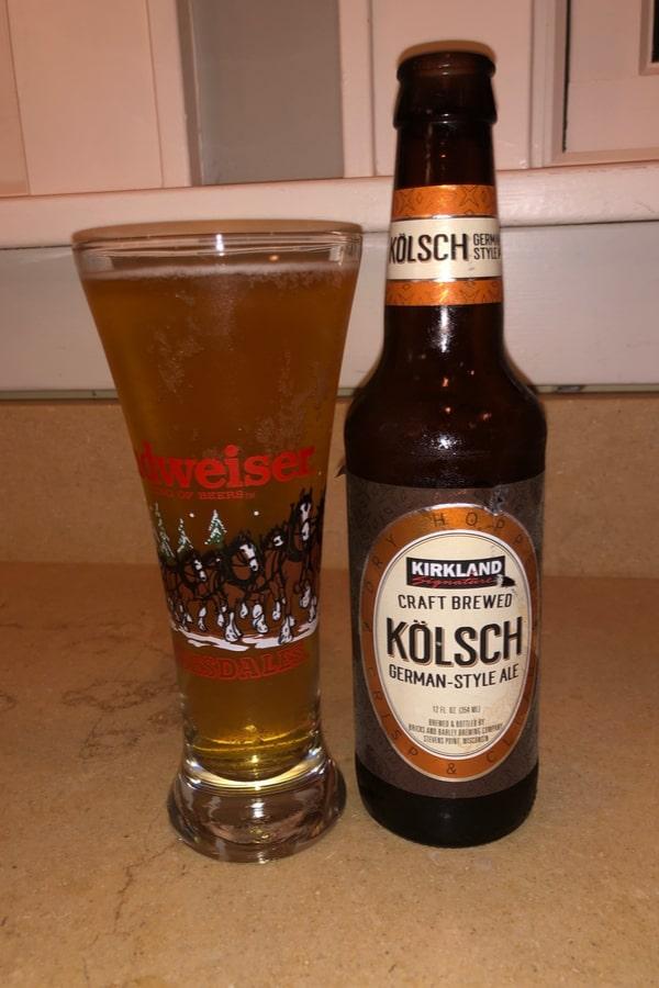 Kirkland Kolsch German Ale