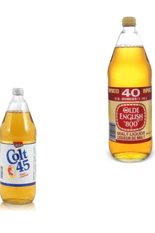 Malt Liquor Vs Beer - Style