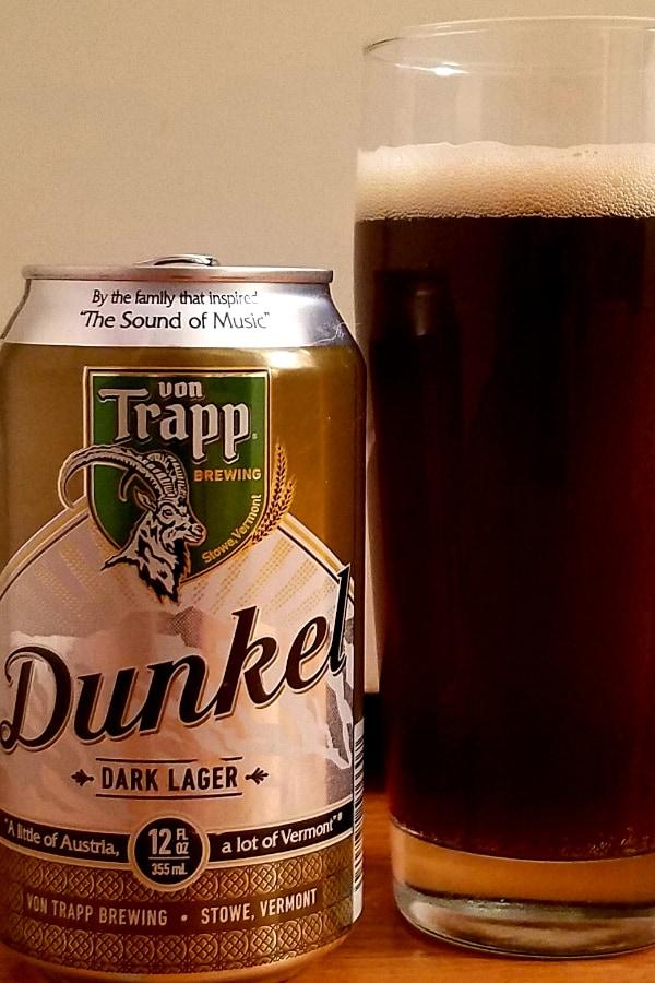 Von Trapp Brewing Dunkel