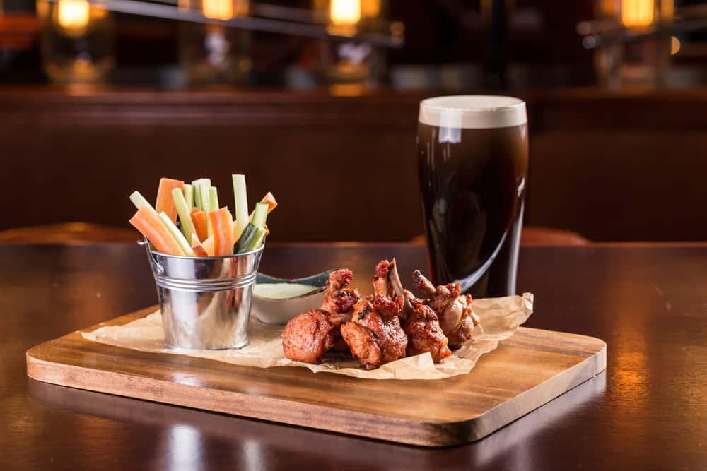 What Are the Types of Foods That Tastes Well With Guinness