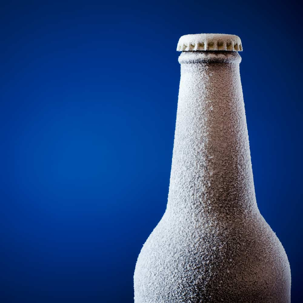 What Aspects Make A Beer To Have A Less Freezing Point