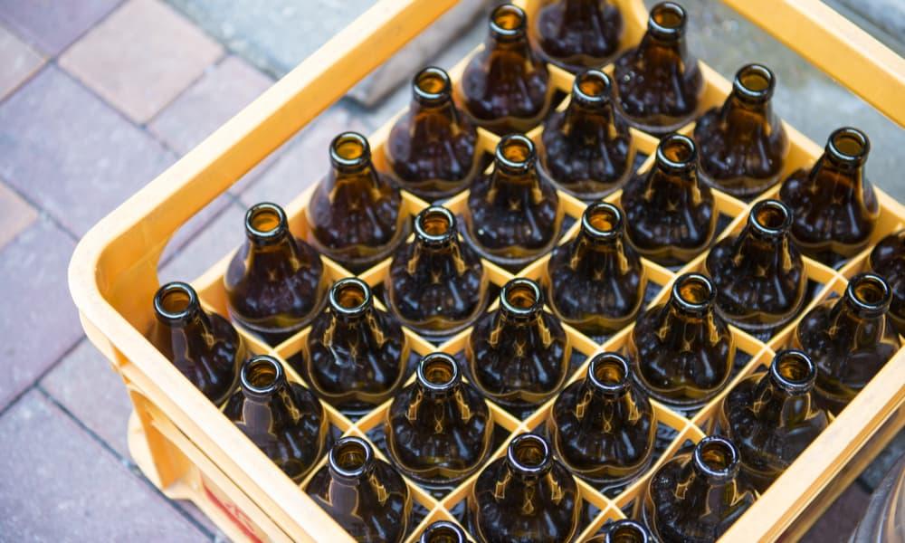 Wine Crates and Beer Racks 1
