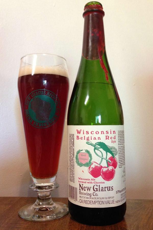 Wisconsin Belgian Red So#ur Fruit Beer
