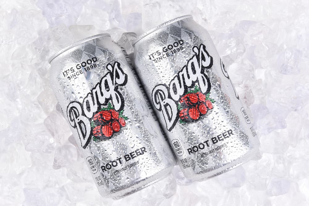 is barq's rootbeer caffeine free
