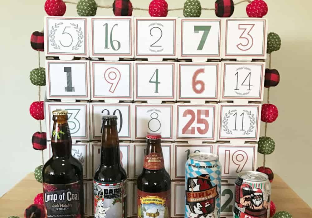 19 Homemade Beer Advent Calendar ideas You Can DIY Easily