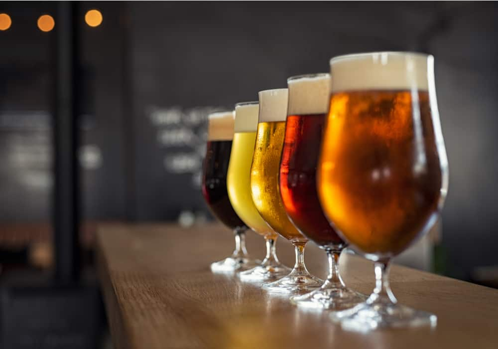 29 Common Types of Beer You May Like
