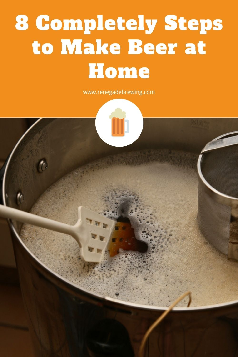 8 Completely Steps to Make Beer at Home 2
