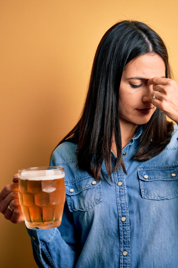 Alcohol will not make you sleep better