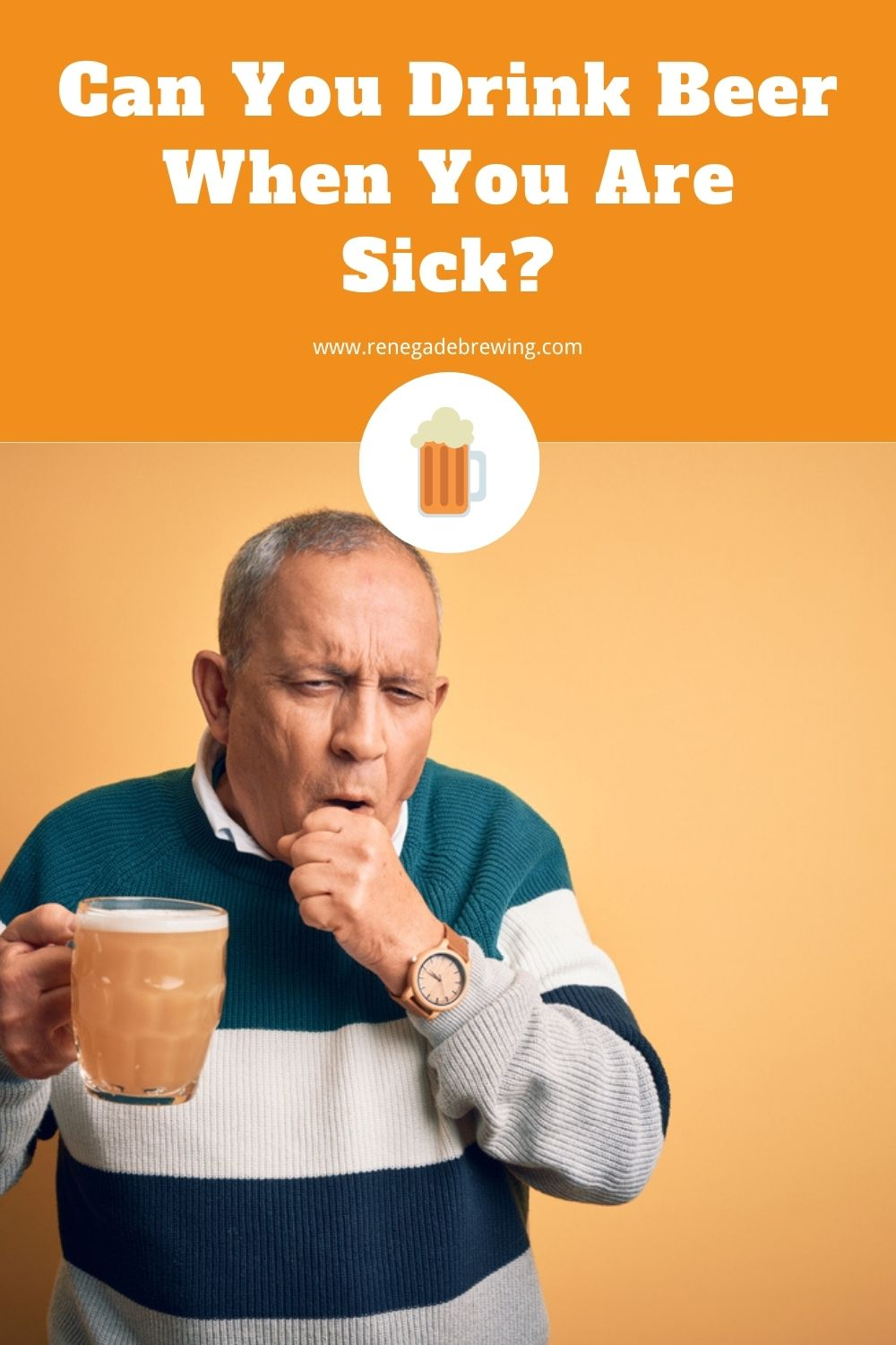 Can You Drink Beer When You Are Sick 2