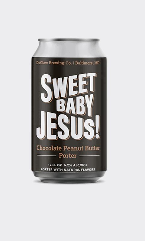 DuClaw Brewing Sweet Baby Jesus