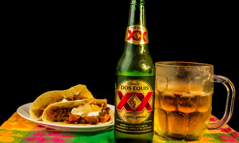 Food pairings for Dos Equis