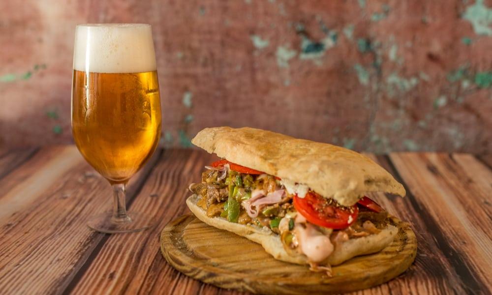 Food pairings for Weiss beer