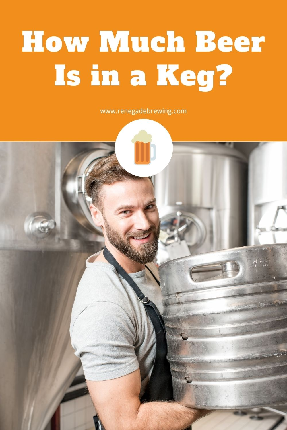 How Much Beer Is in a Keg 2