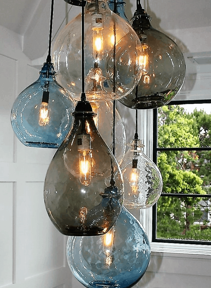 Let's Make a Chandelier from bottles