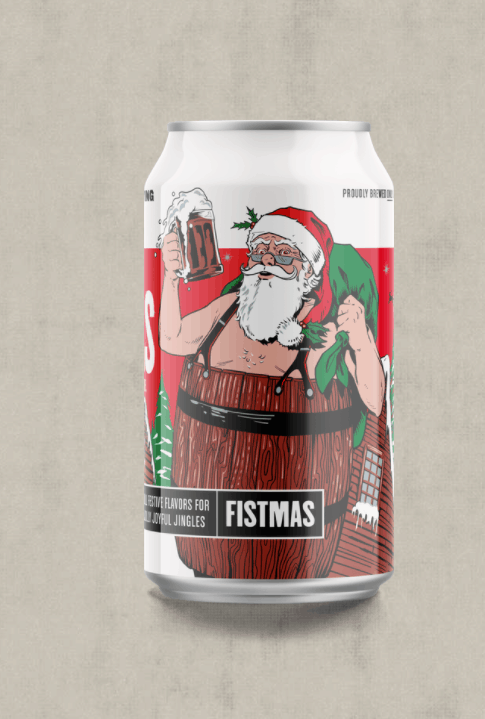 Revolution Brewing Fistmas