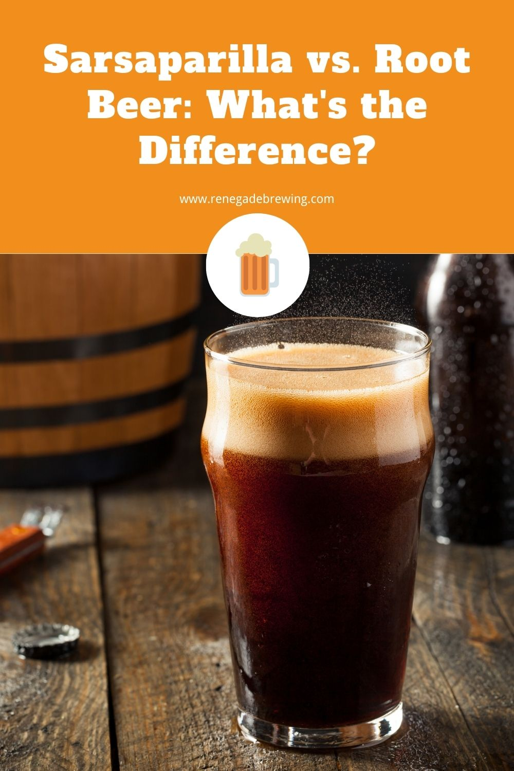 Sarsaparilla vs. Root Beer What's the Difference 3