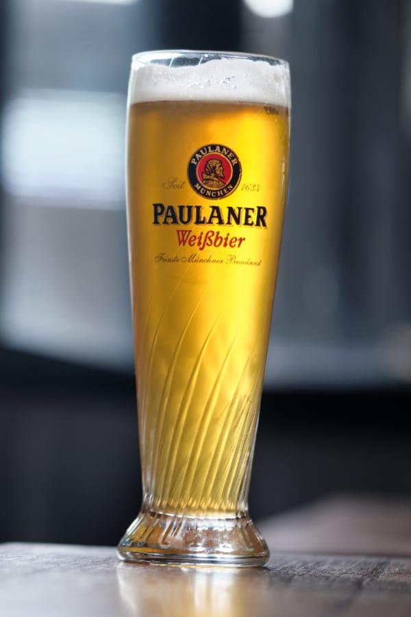 The origin of Weiss beer