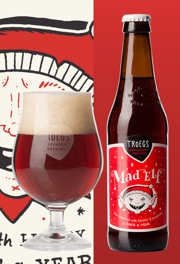 Troegs Brewing Mad Elf