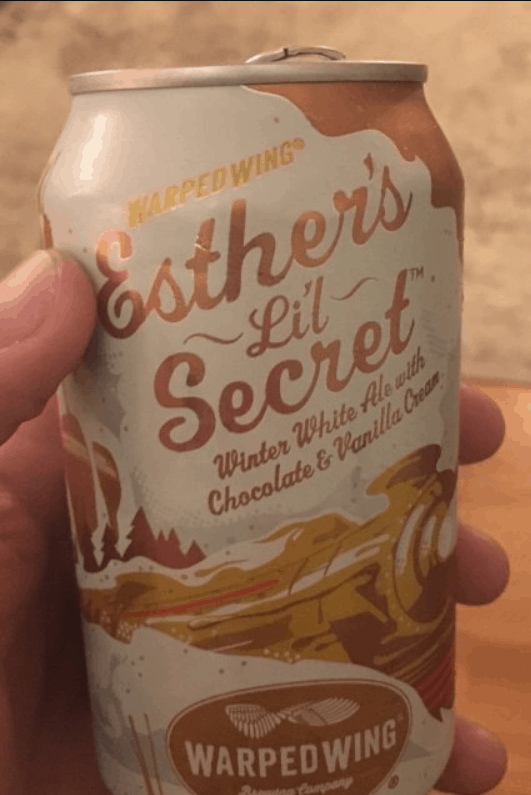 Warped Wing Esther's Lil Secret