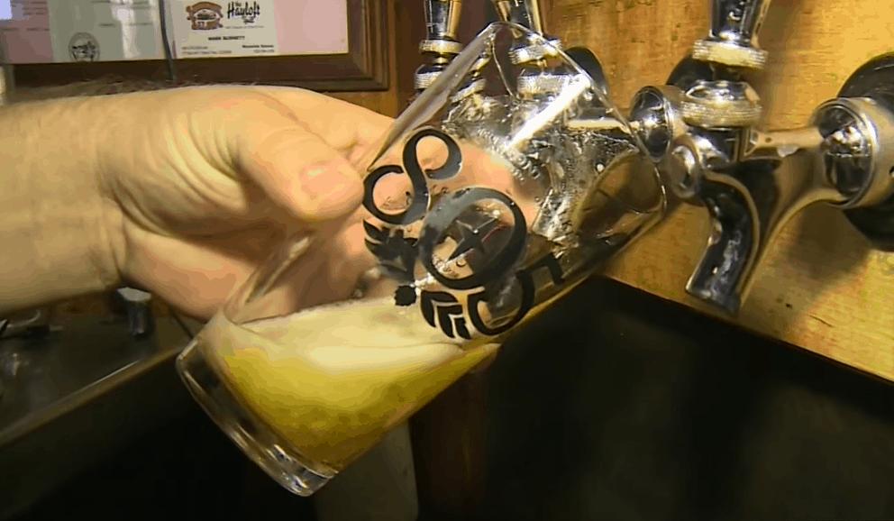 What does 805 beer taste like