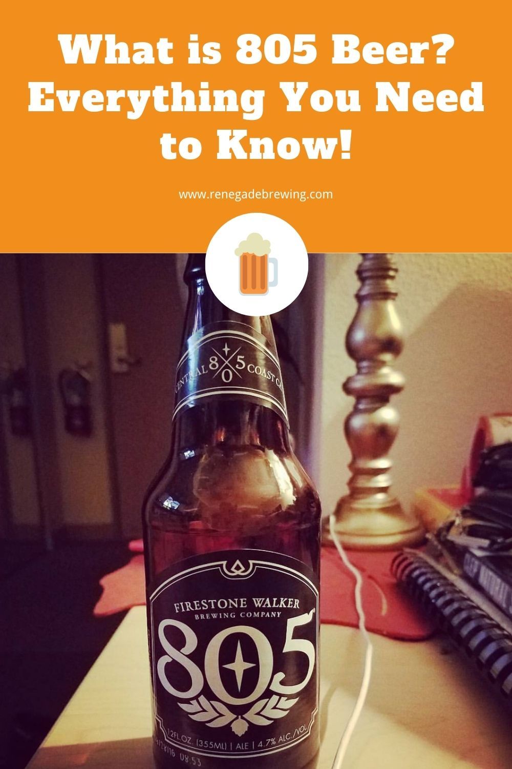 What is 805 Beer Everything You Need to Know! 1
