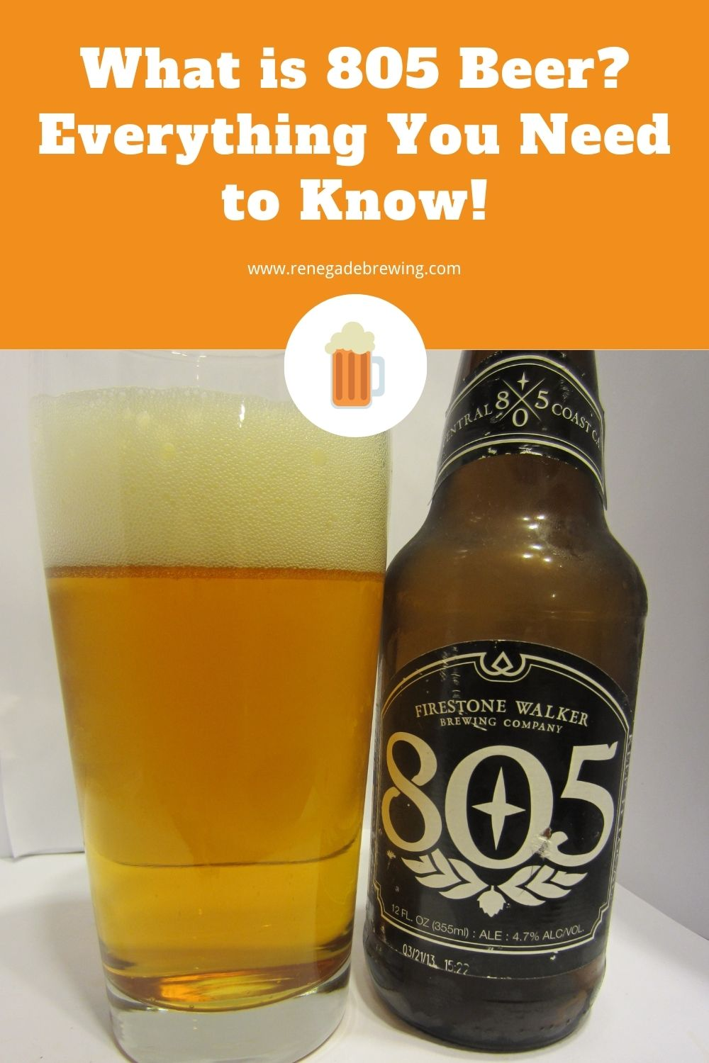 What is 805 Beer Everything You Need to Know! 2