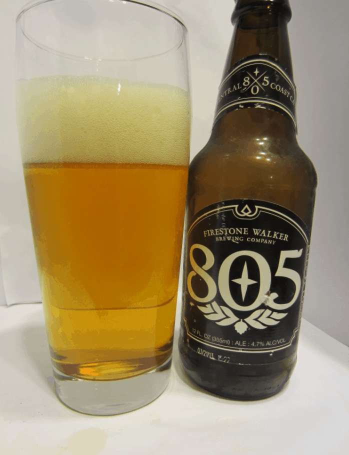 What is 805 beer calories