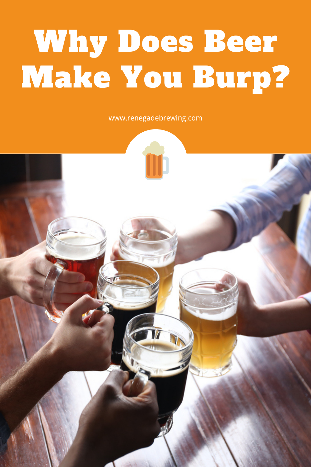 Why Does Beer Make You Burp (5 Tips to Prevent) 1