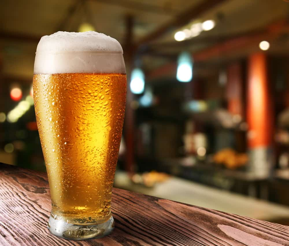 Why embrace a foamy beer