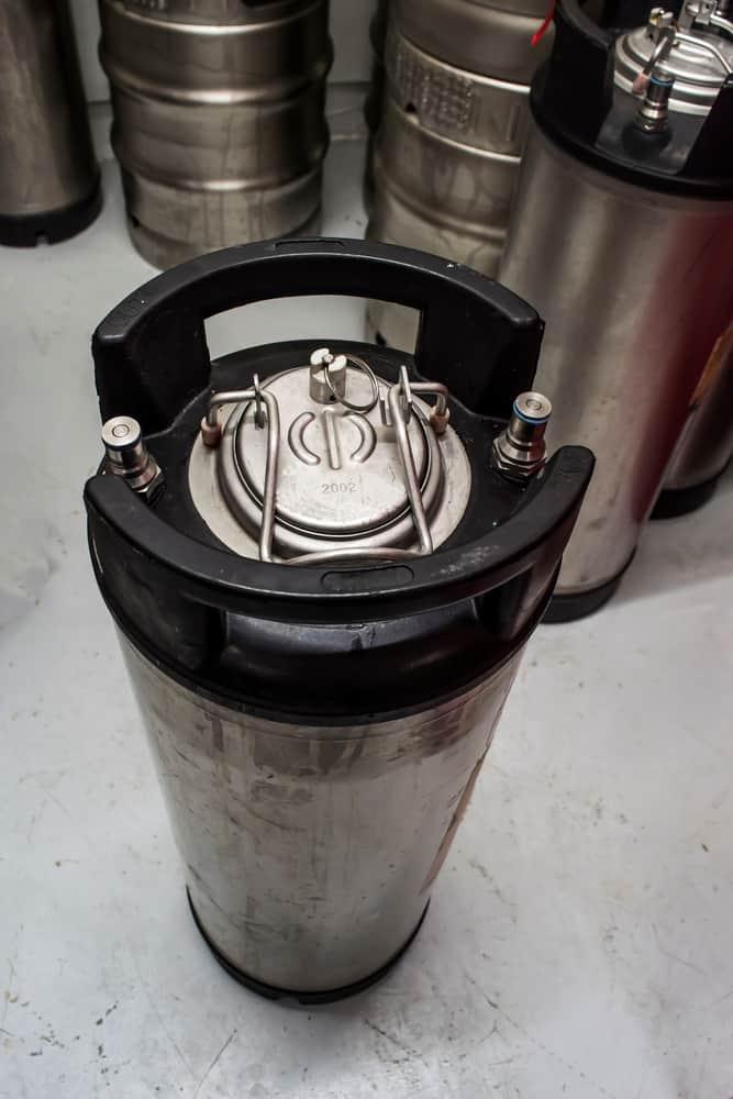 ball lock keg