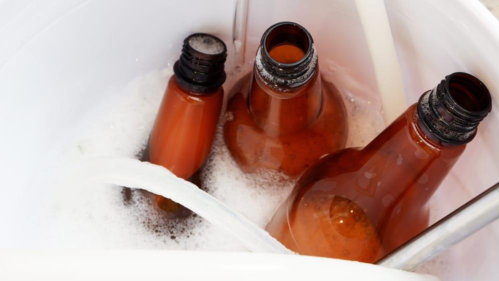 brewing sanitizer