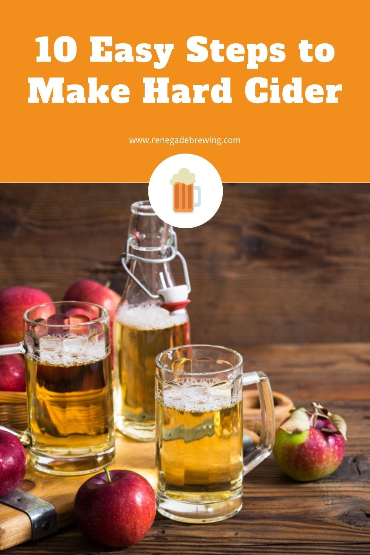 10 Easy Steps to Make Hard Cider 2