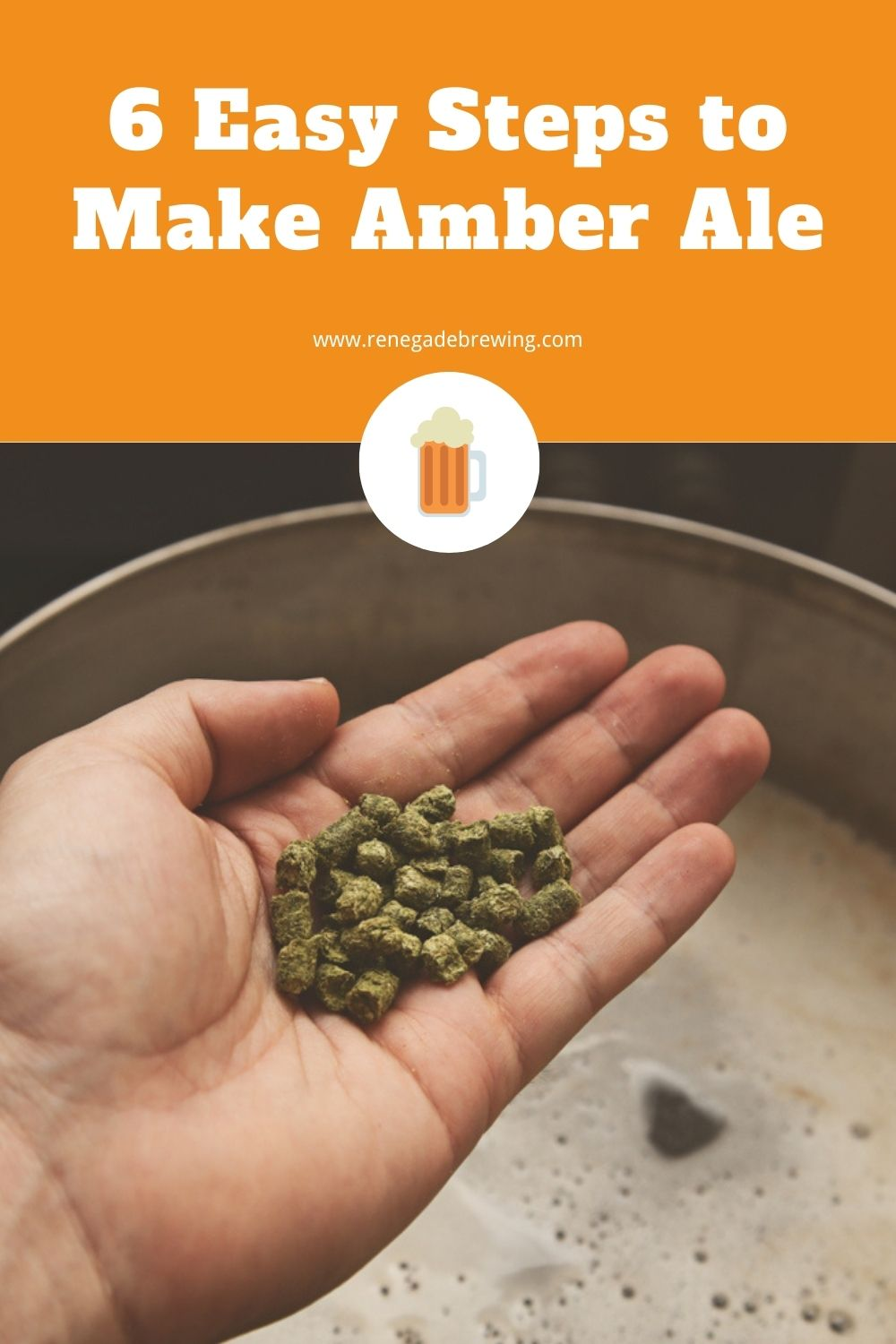 6 Easy Steps to Make Amber Ale 2