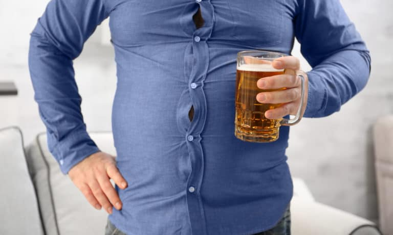 6 Tips to Get Rid of a Beer Belly