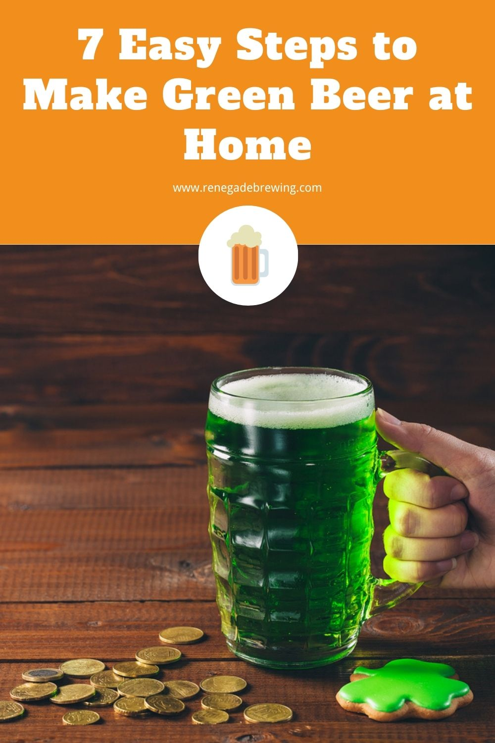 7 Easy Steps to Make Green Beer at Home 1