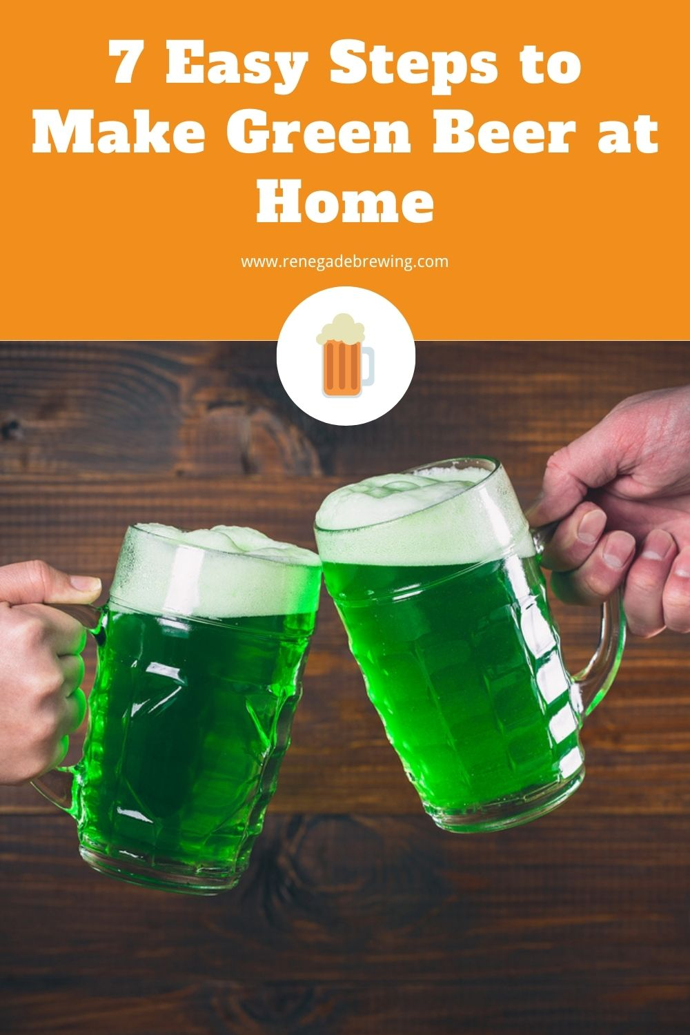 7 Easy Steps to Make Green Beer at Home 2