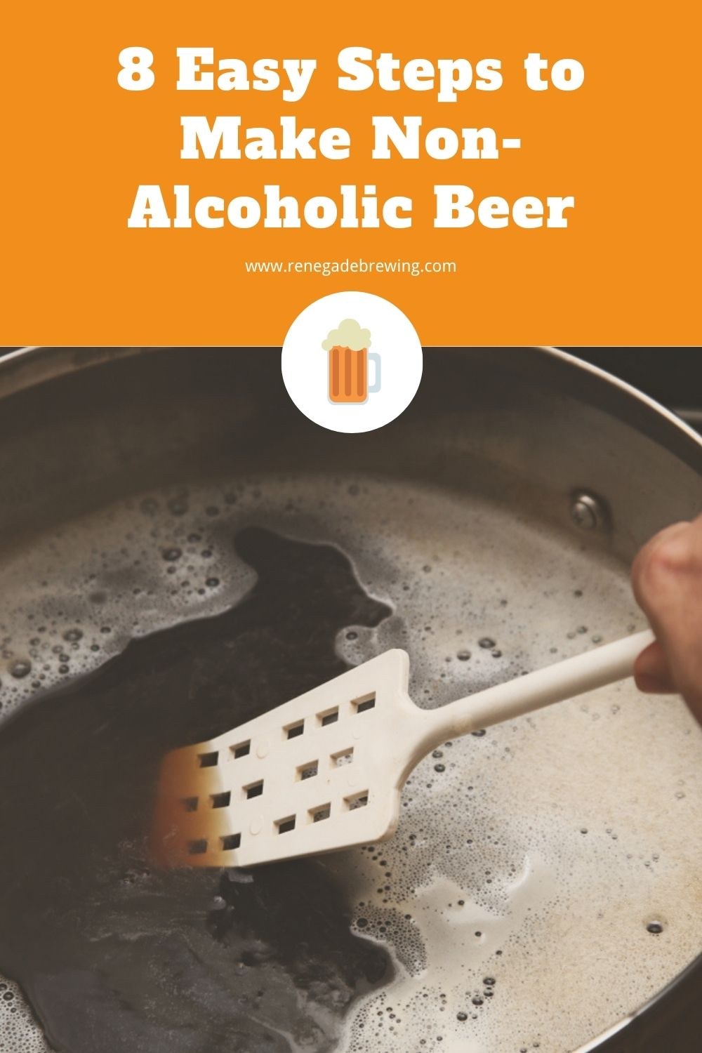8 Easy Steps to Make Non-Alcoholic Beer 1