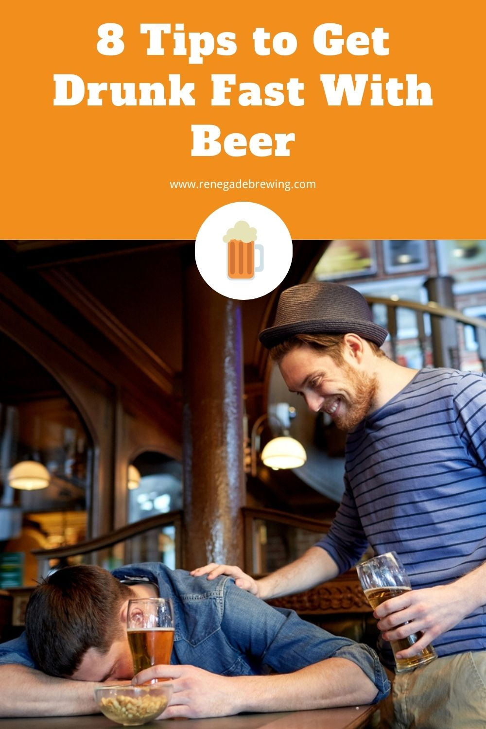 8 Tips to Get Drunk Fast With Beer 2